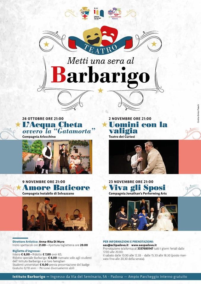 Metti una sera al Barbarigo, si comincia! 2