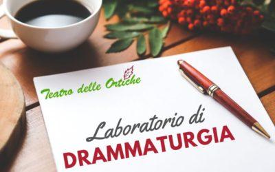Laboratorio di Drammaturgia e Scrittura Creativa