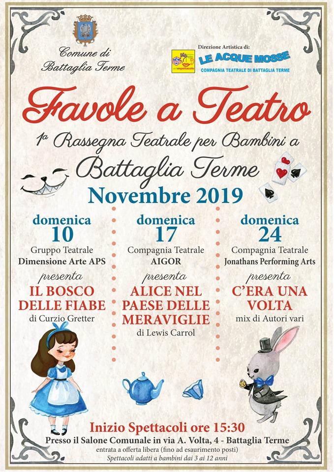 Favole a Teatro - Battaglia Terme 6
