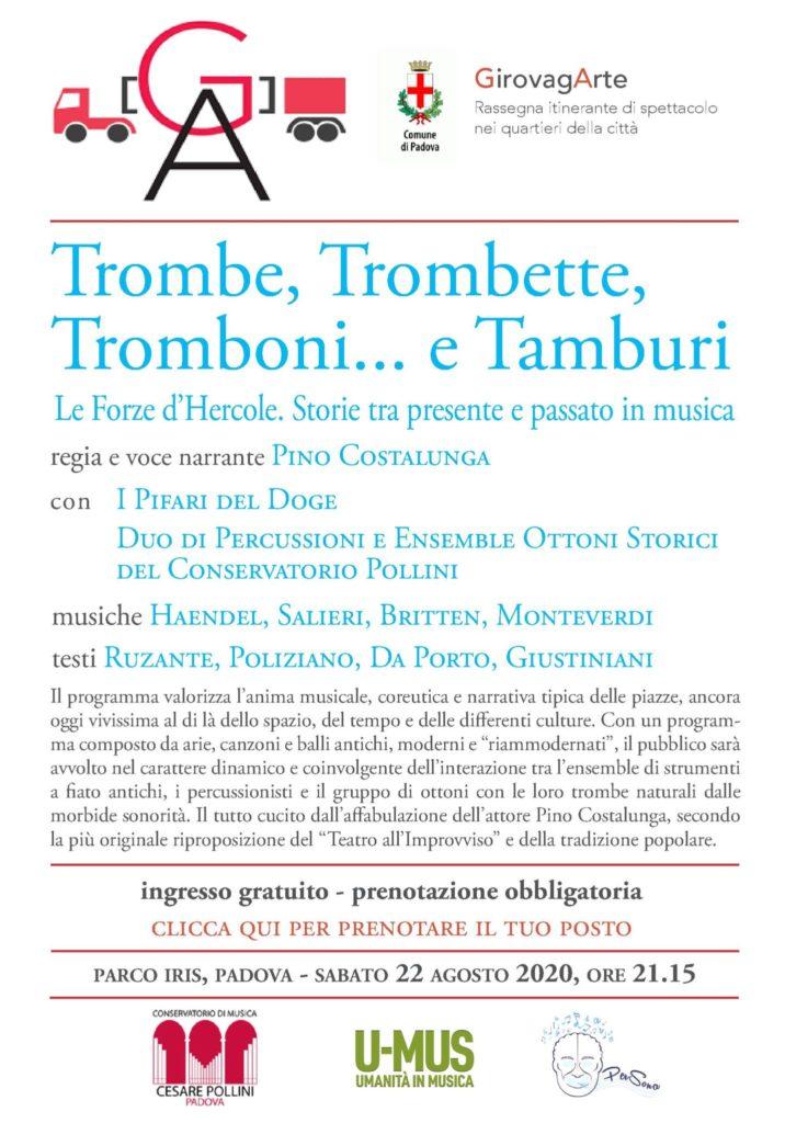 Trombe Trombette Tromboni... e tamburi 1